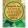 Angies List Super Service Award, 2014