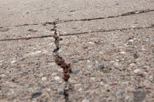Concrete Driveway Cracks Minneapolis St Paul MN