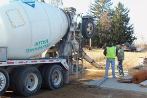 Install Concrete Driveways Minneapolis St Paul MN
