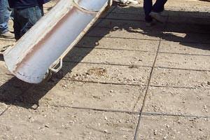 Concrete Rebar Reinforcement